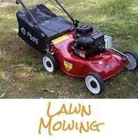 Lawn Mower Insurance