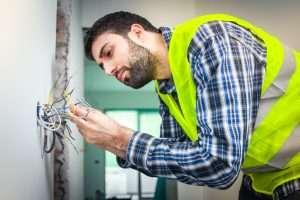 Electrician public Liability